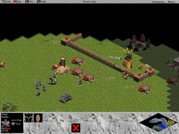 Age of Empires 1999