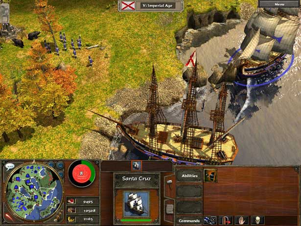 Age of Empires 3 2005