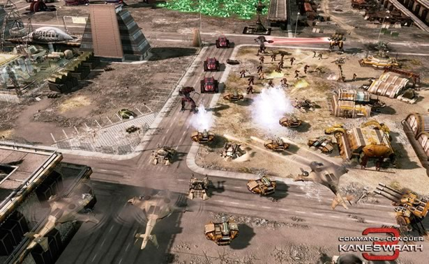 Command and Conquer 3 2008