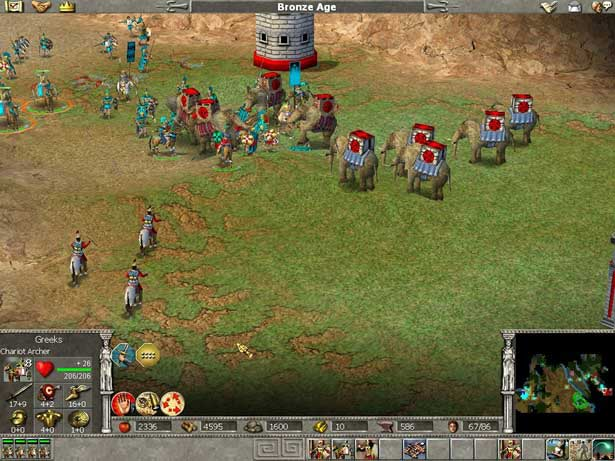 Empire Earth 2001