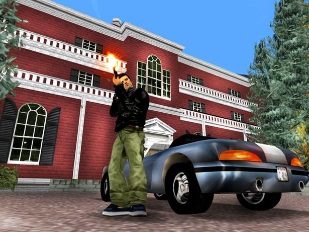 Gta 3 2001