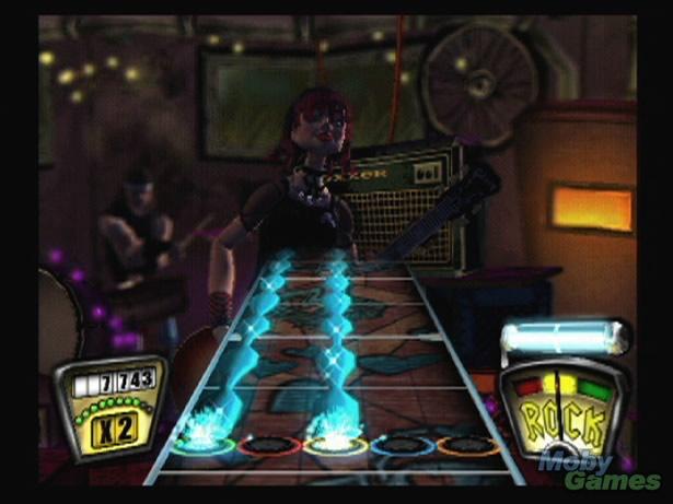Guitar Hero 2005