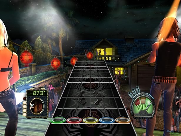 Guitar Hero 3 2007