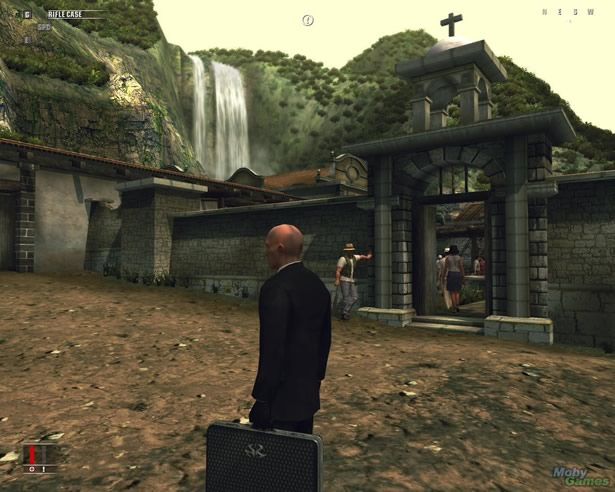 Hitman Blood Money 2006