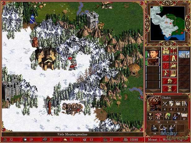 Homm 3 1999
