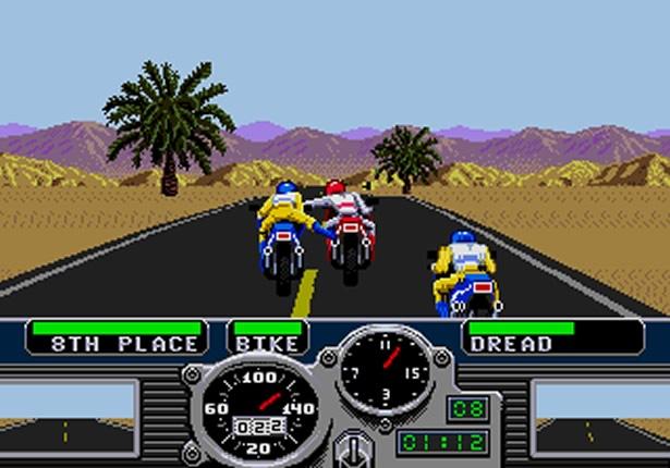 Road Rash 1991
