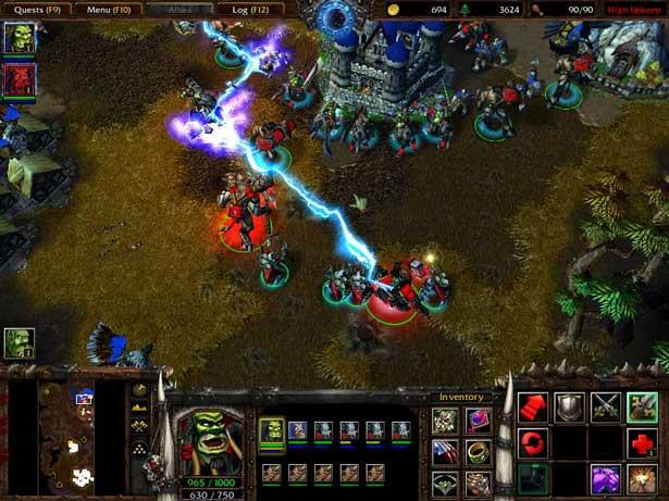 Warcraft 3 2003