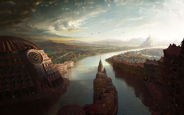 Amazing City Underwater Fantasy Wallpaper #21631 Wallpaper   High with  Amazing City Underwater Fantasy Wallpaper