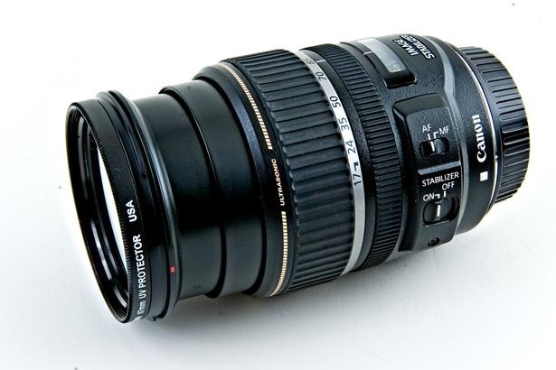 Canon Image Stabilization