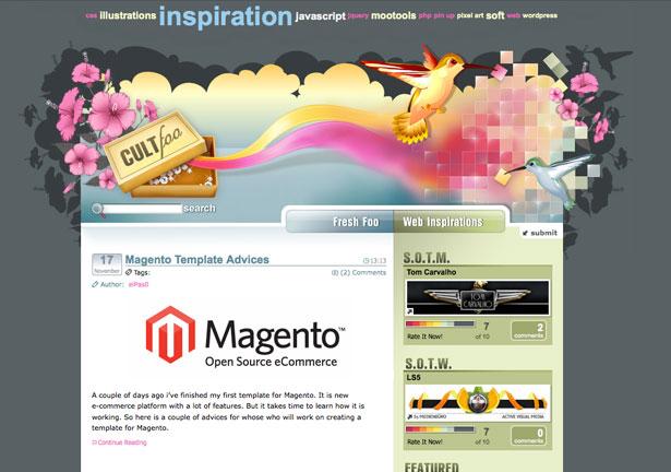 100 websites with outstanding artistic design webdesigner depot