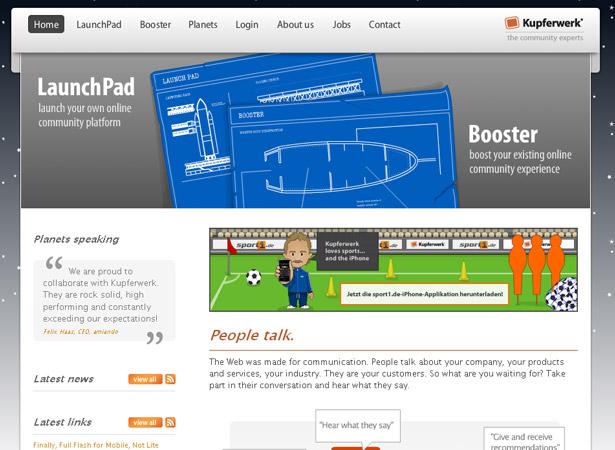 Corporate Websites 50 Excellent Corporate Website Designs