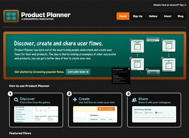 Product Planner