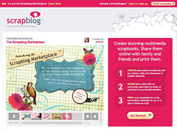 Scrap Blog