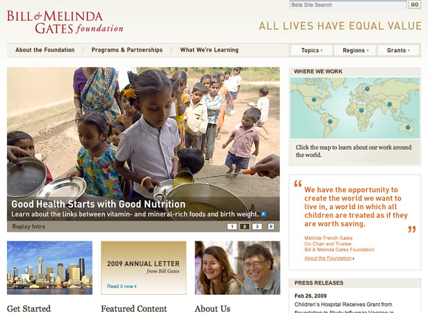 Bell & Melinda Gates Foundation