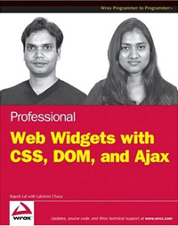 Professional Web Widgets