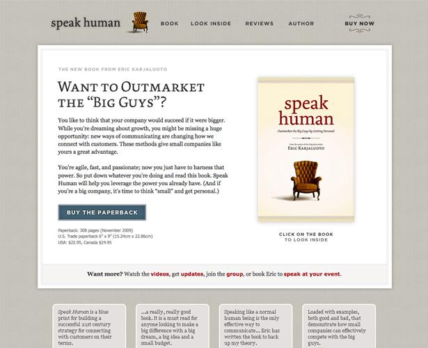 speakhuman