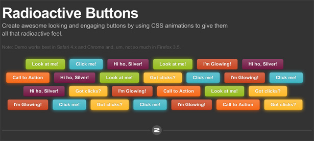 CSS Buttons: Tutorials and examples | Webdesigner Depot