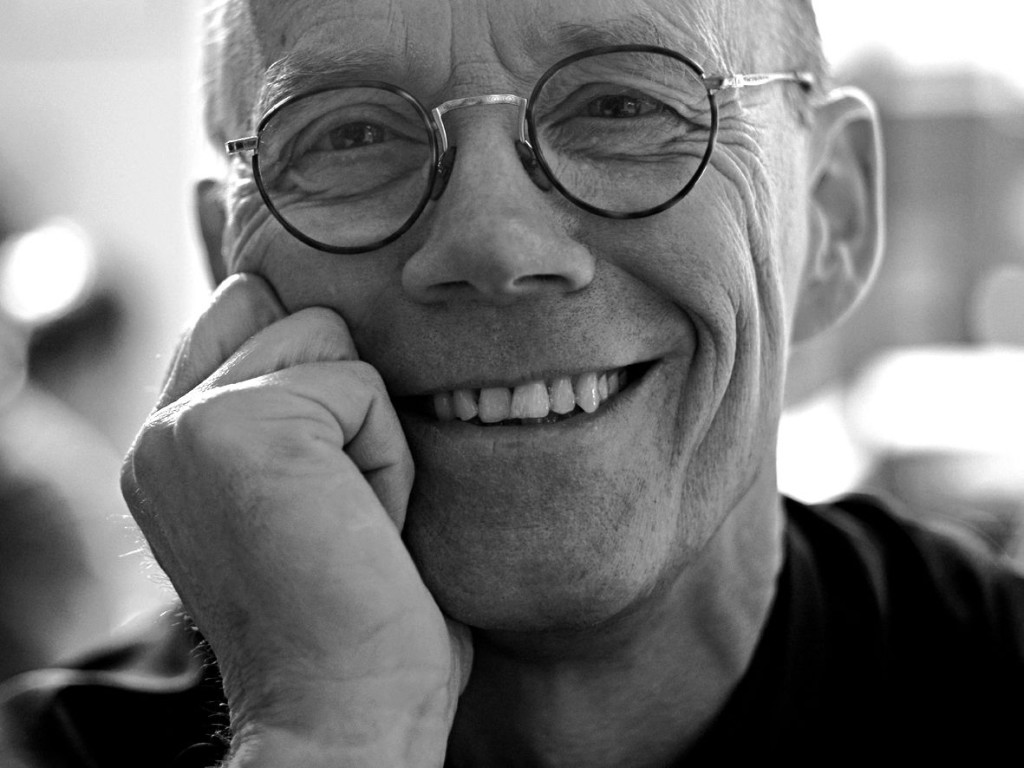 Interview with designer and typographer, Erik Spiekermann