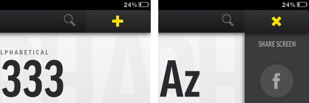 FontBookiPad