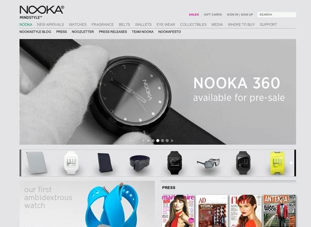30 E Commerce Sites Worth Seeing Webdesigner Depot