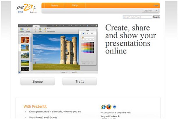 10 Tips And Resources For Creating A Stunning Web Presentation