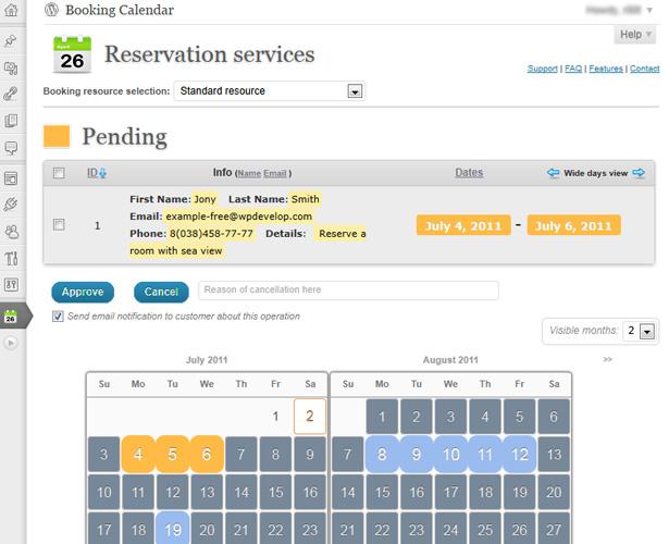 Adding An Advanced Calendar To Wordpress Webdesigner Depot