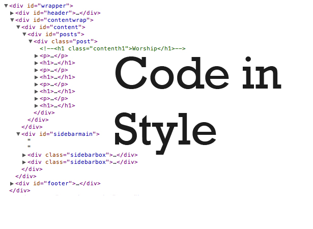 Code in Style