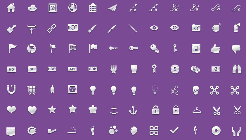 Free download: 200 icons from Inventicons