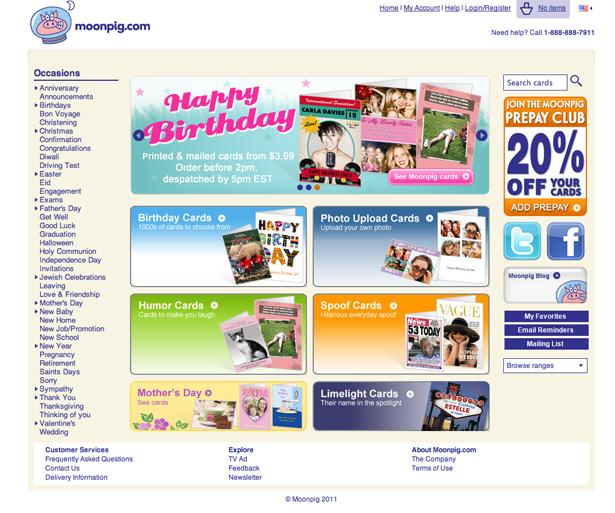 Ecards a great marketing tool webdesigner depot several spiritdancerdesigns Choice Image