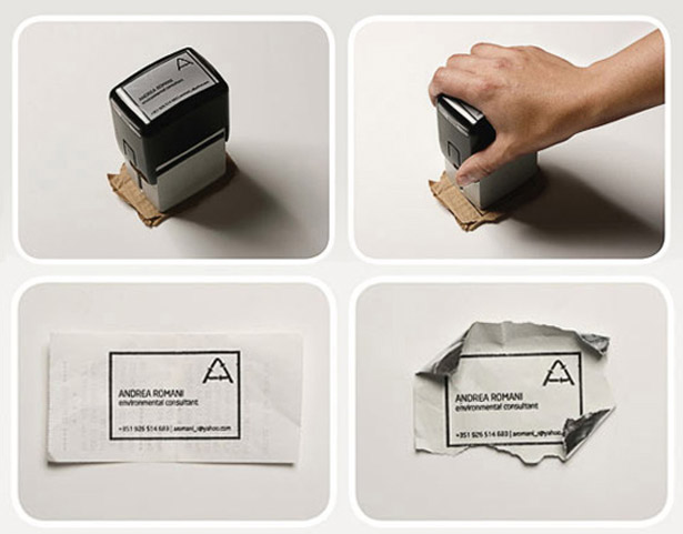 Are creative business cards counter productive webdesigner depot head colourmoves Images