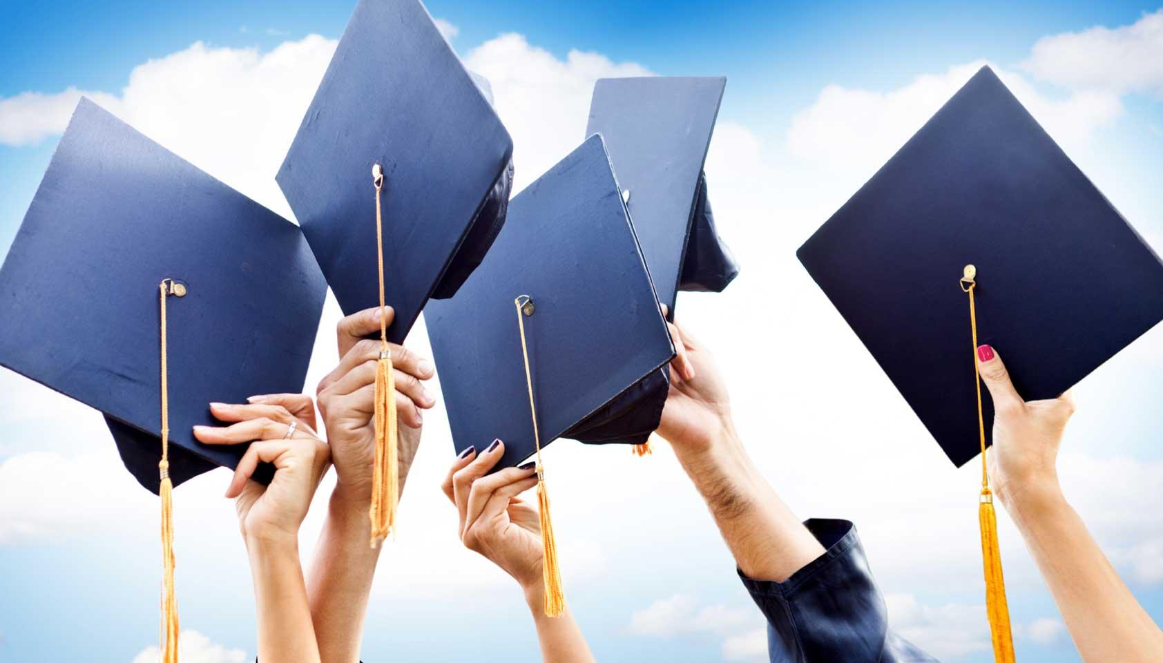 Congratulations art school graduates!