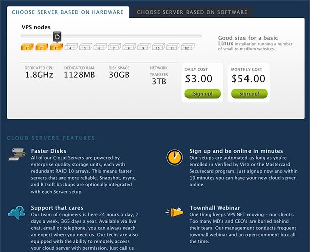 vps.net pricing info