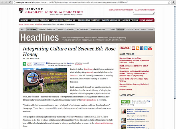 Harvard article