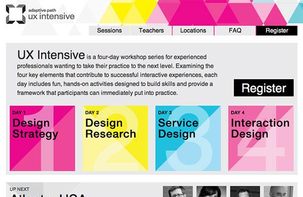 UX Intensive
