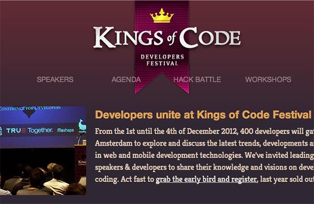 Kings of Code
