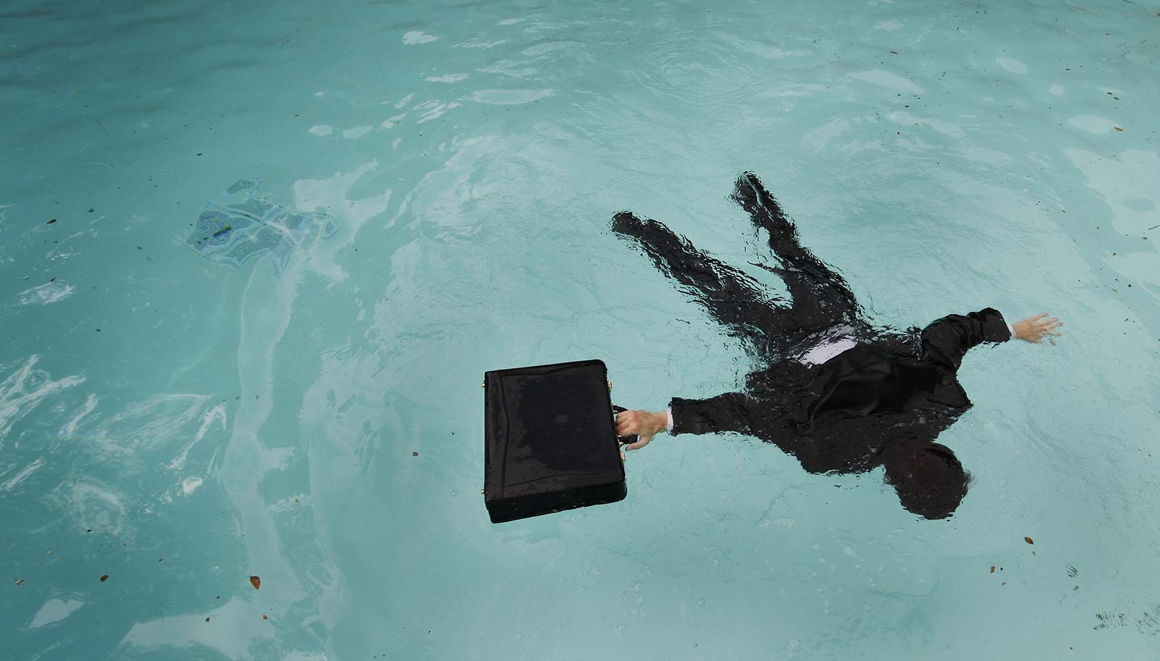 Is falling down the career ladder the end?