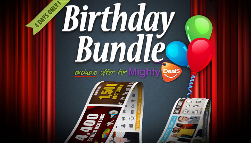 Amazing bundle from MightyDeals.com