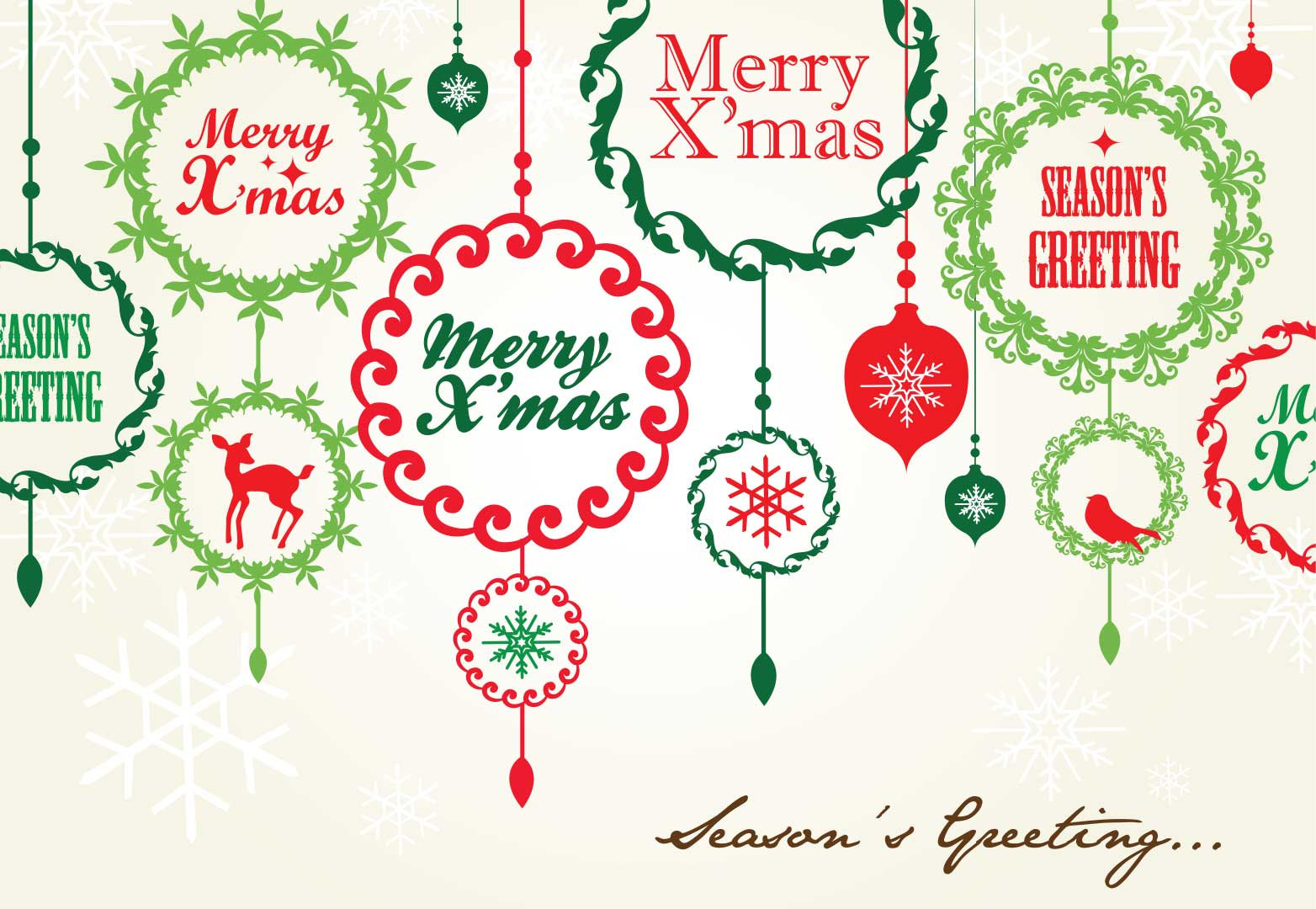 How to send clients some christmas cheer webdesigner depot christmas card m4hsunfo