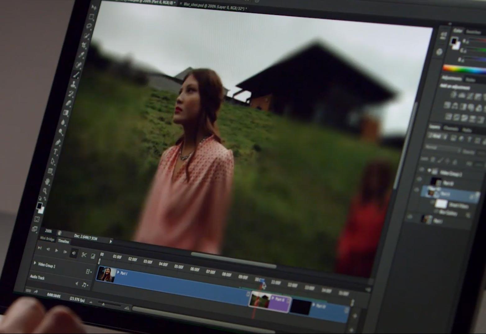 smart objects in video