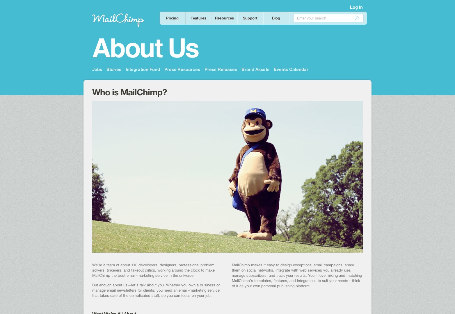 How To Create A Great About Page Webdesigner Depot