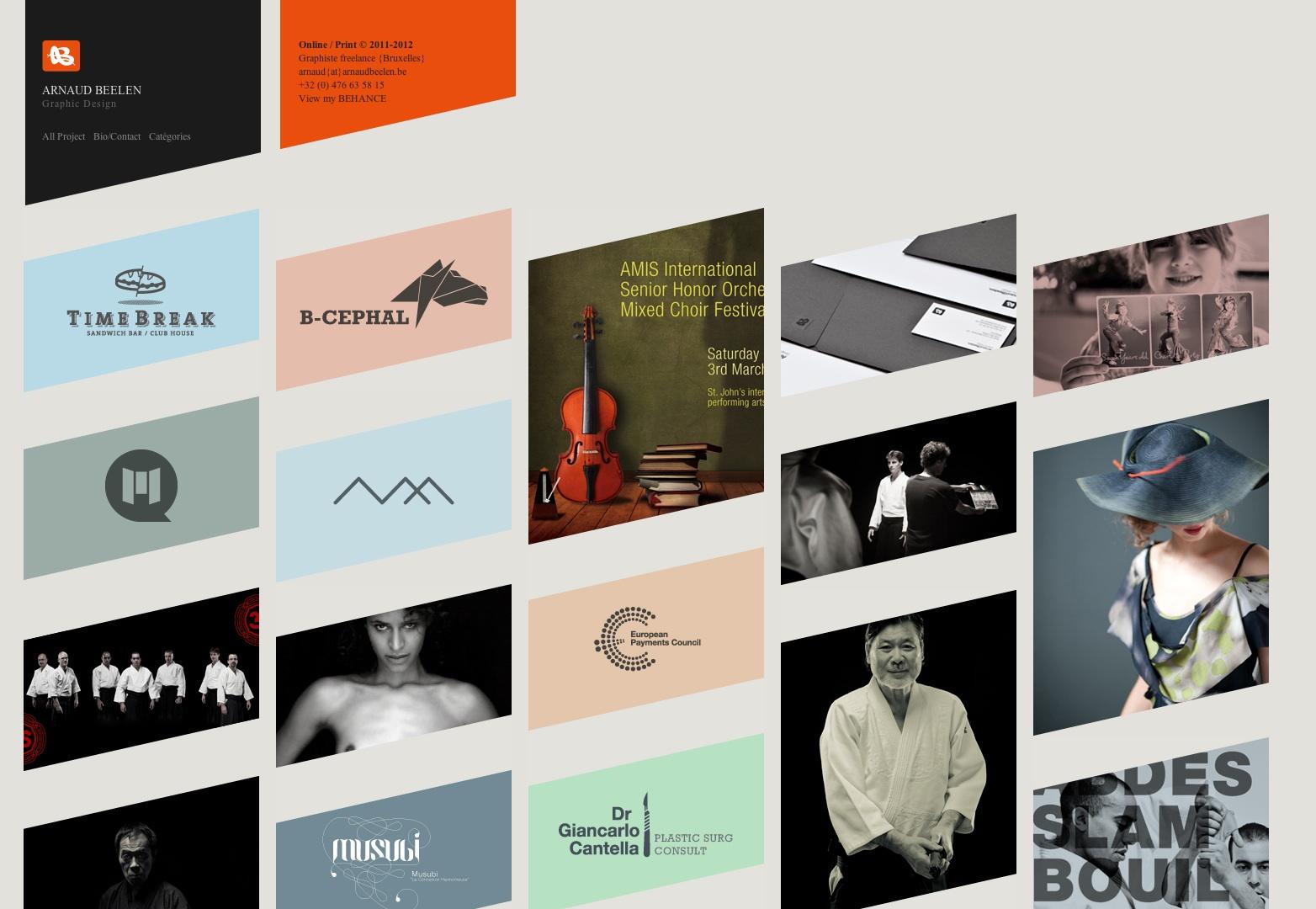20+ Inspiring Galleries   Webdesigner Depot Webdesigner Depot ...