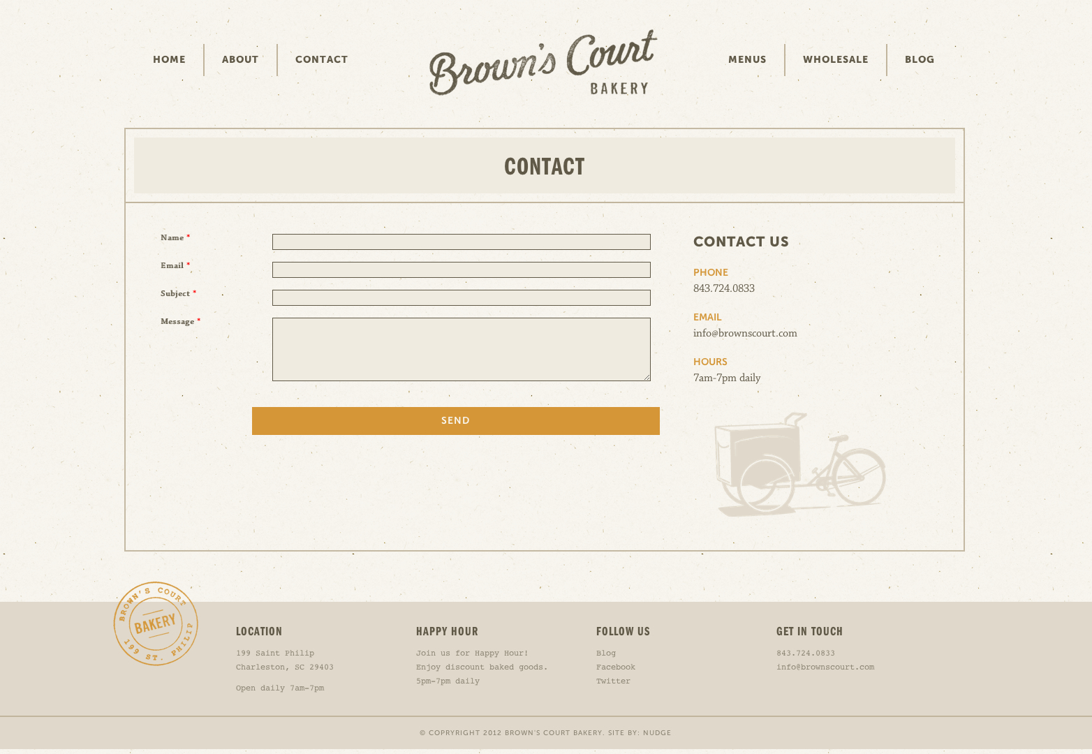 20 excellent contact pages webdesigner depot