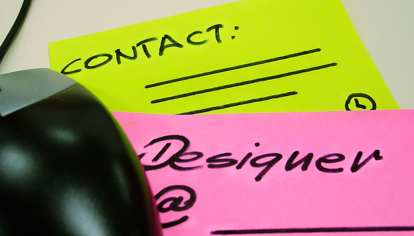 20 excellent contact pages