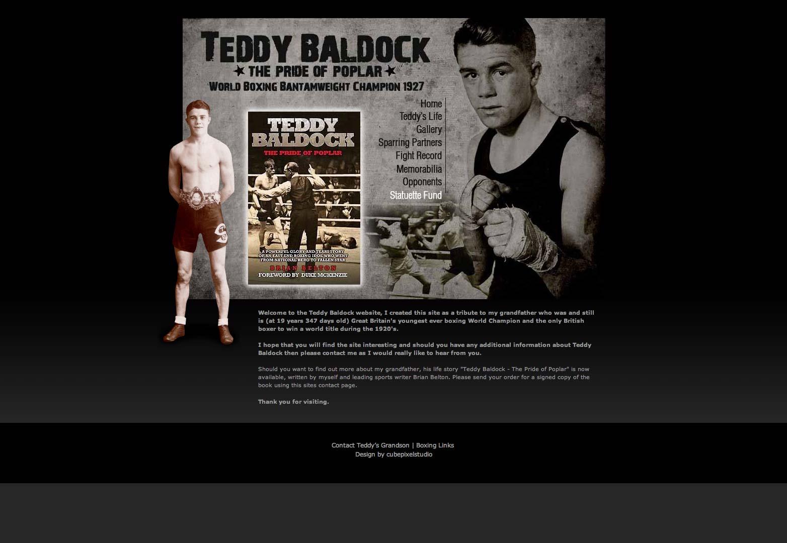 Teddy Baldock