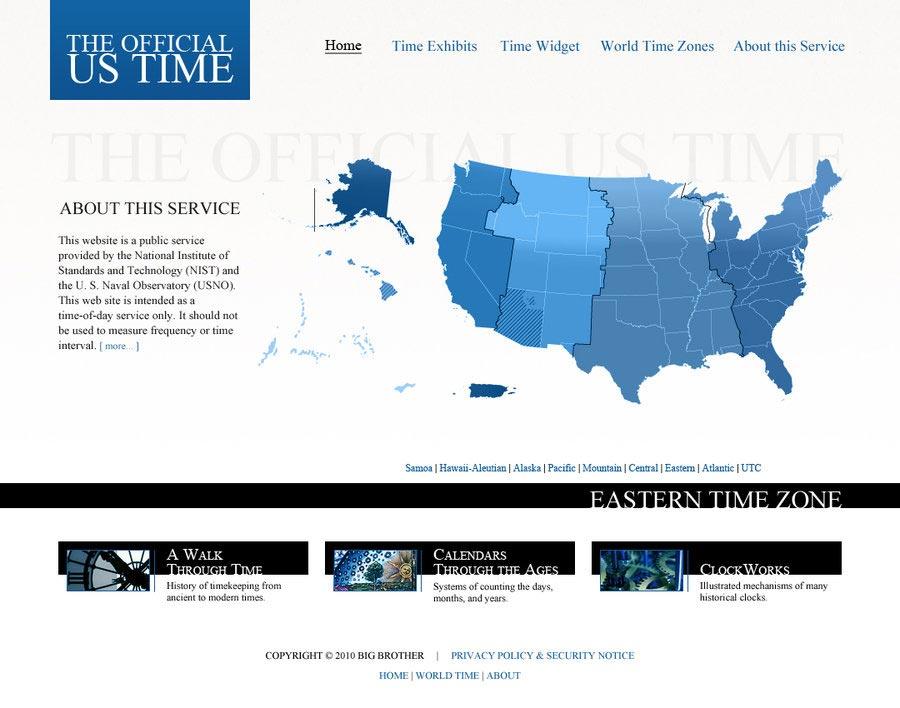 time.gov