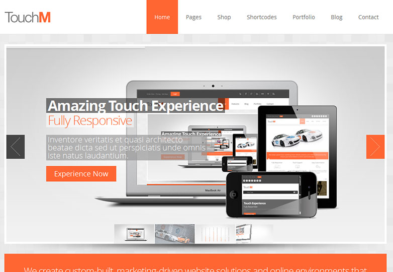 30 fresh wordpress business themes webdesigner depot architecture accmission Image collections