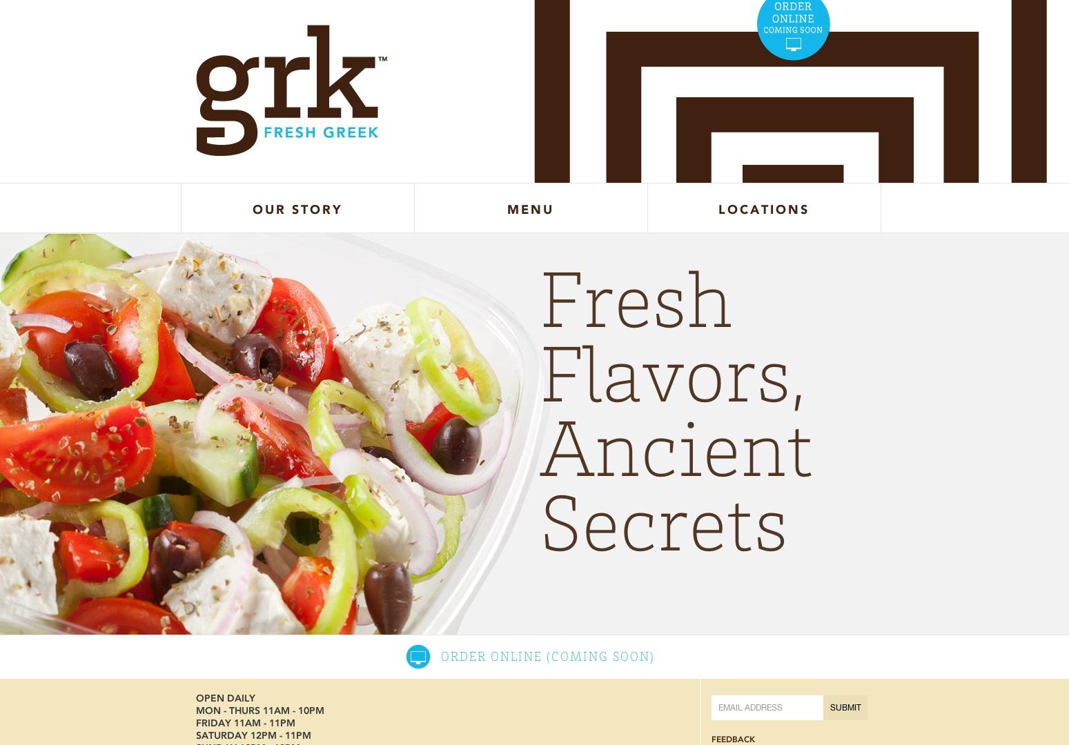 15 food and restaurant web designs webdesigner depot joes crab shack forumfinder Images