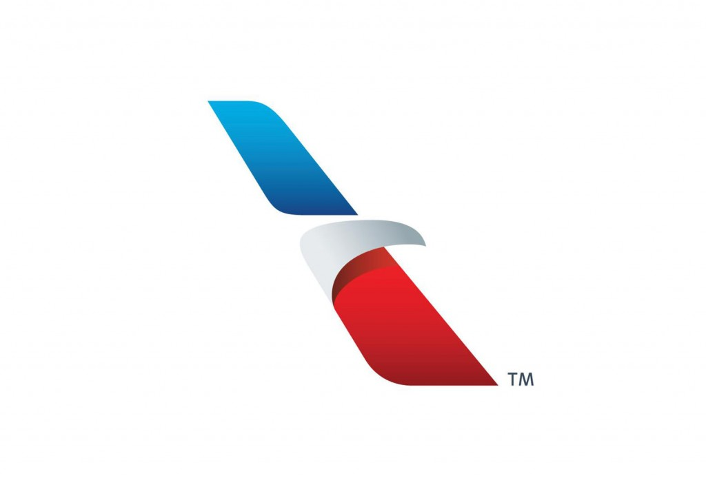 American Airlines 2013 Flight Symbol