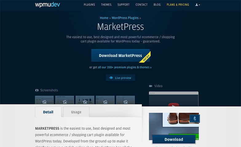 marketpress review