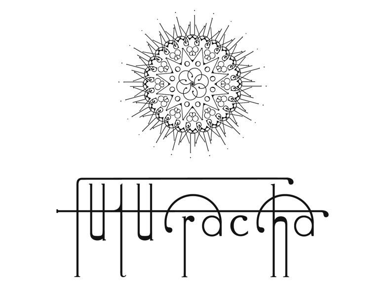 Futuristic typeface echoes art nouveau designs | Webdesigner